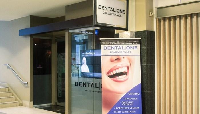 Dental One Calgary Place